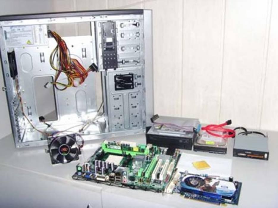 Собрать компьютер стоимость